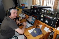 The Author - Ham Radio