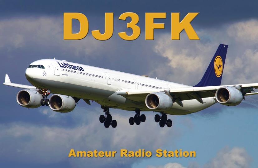 QSL DJ3FK